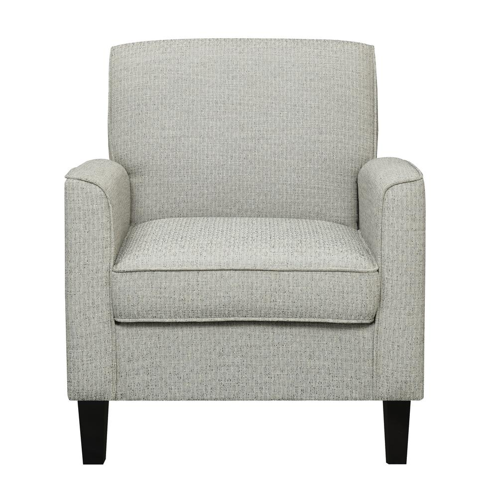 Black Accent Chairs Homefare Upholstered Natural Edinburgh Black Accent Chair