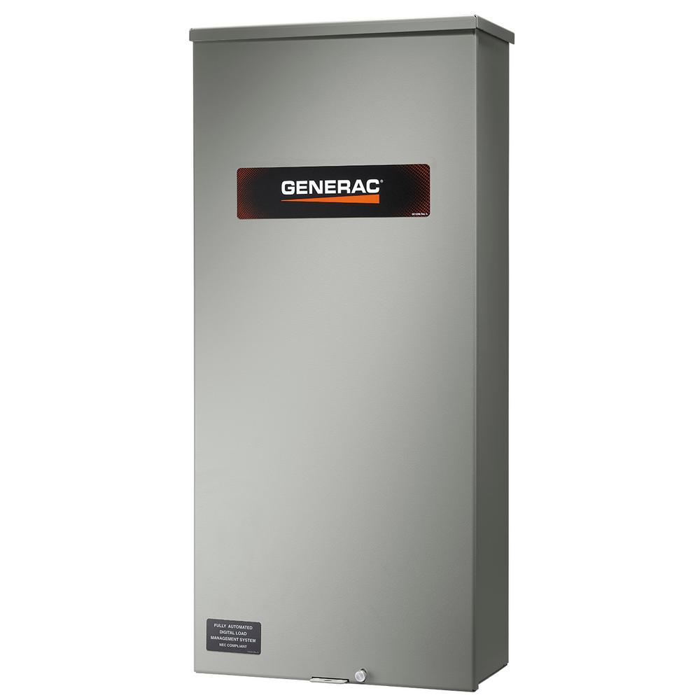 generac whole house generator wiring diagram contactor underfloor heating 200 amp service rate transfer switch rxsw200a3