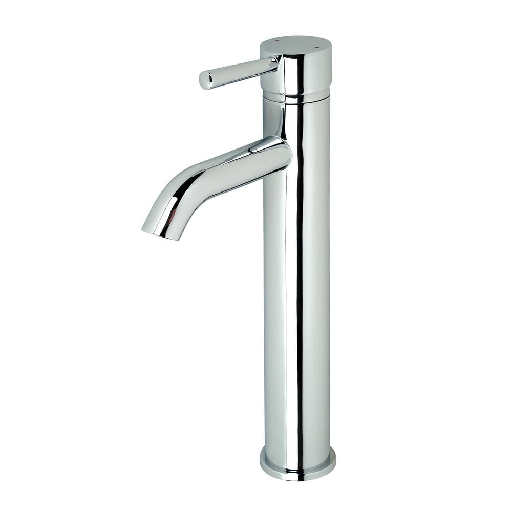 single handle bathroom bowl vessel sink