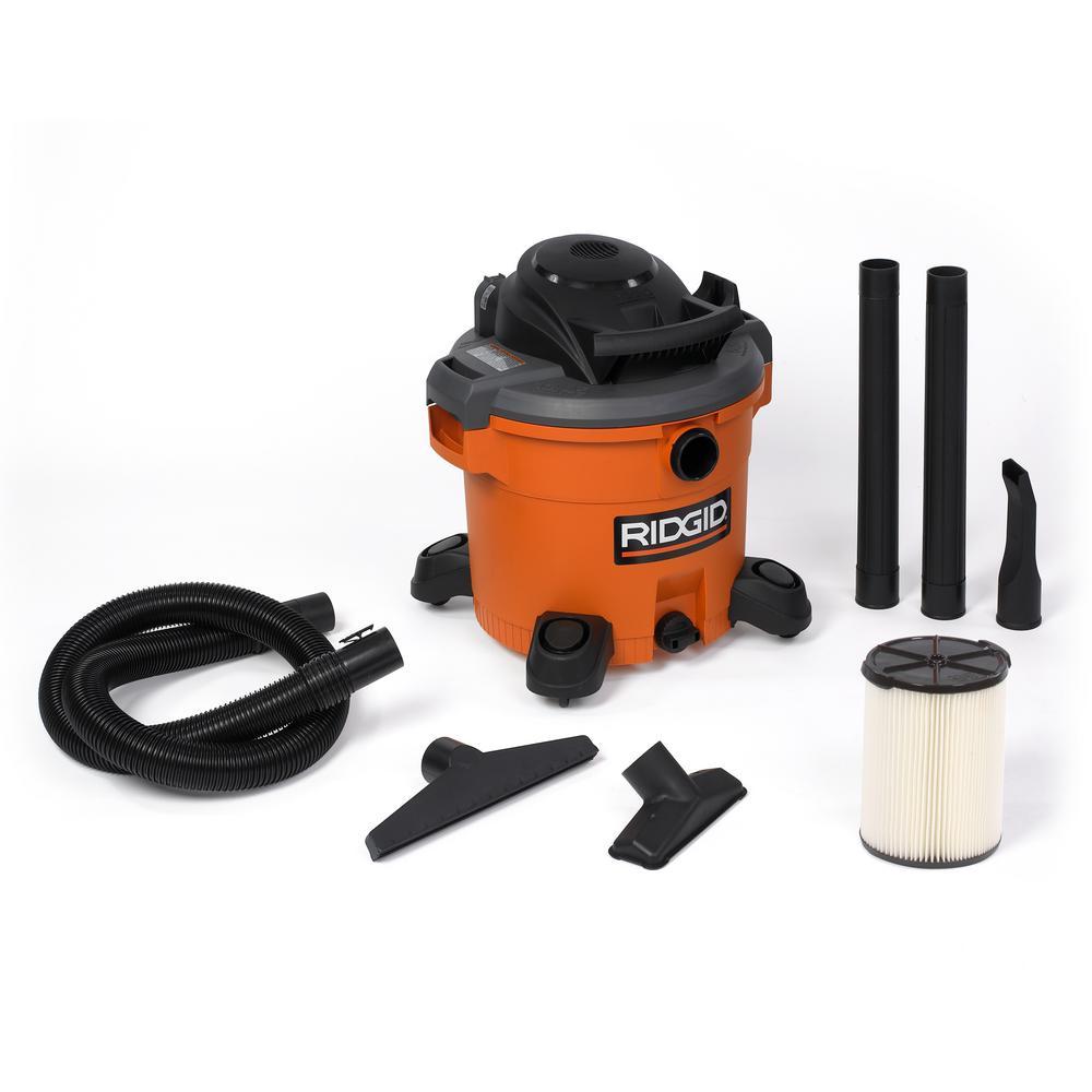 medium resolution of ridgid 12 gal 5 0 peak hp wet dry vacuum