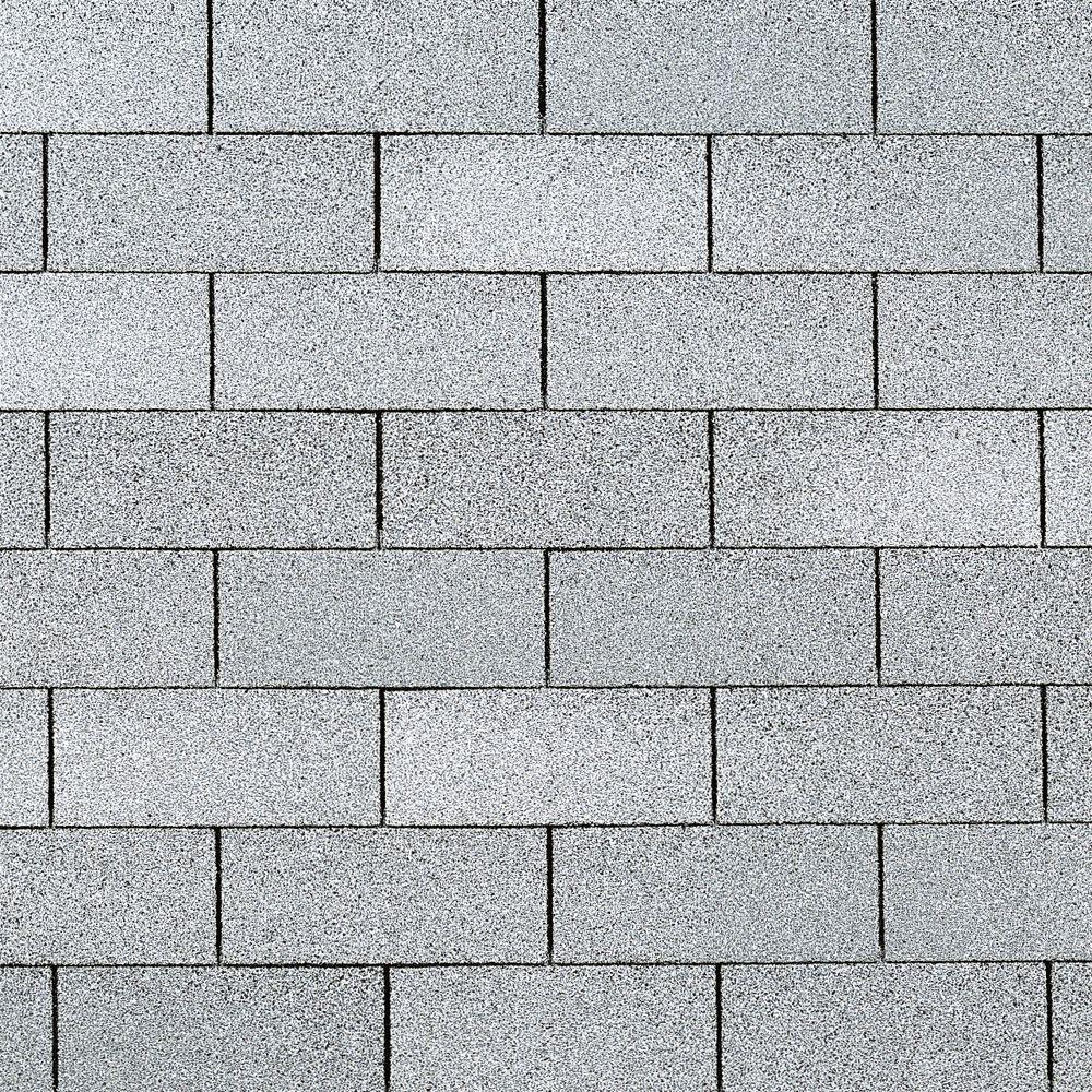 Owens Corning Supreme Aspen Gray 3-Tab Asphalt Roofing