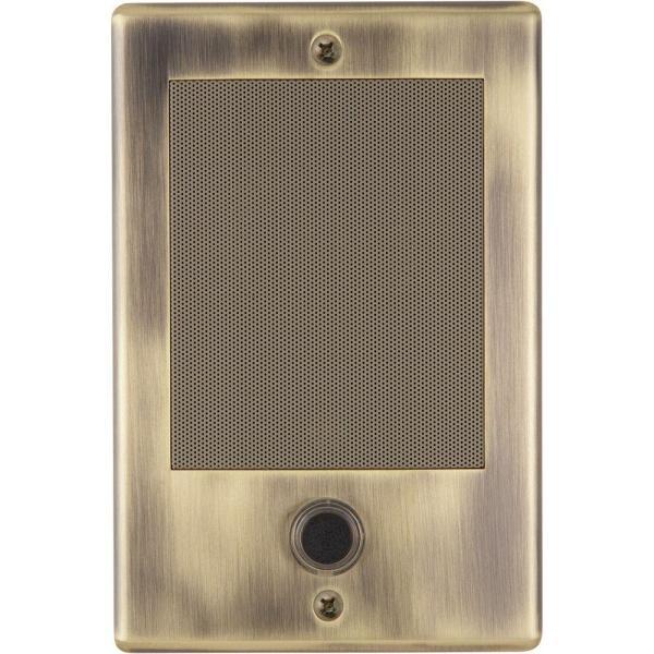 Nutone Nm Series Door Speaker Intercoms-ndb300ab