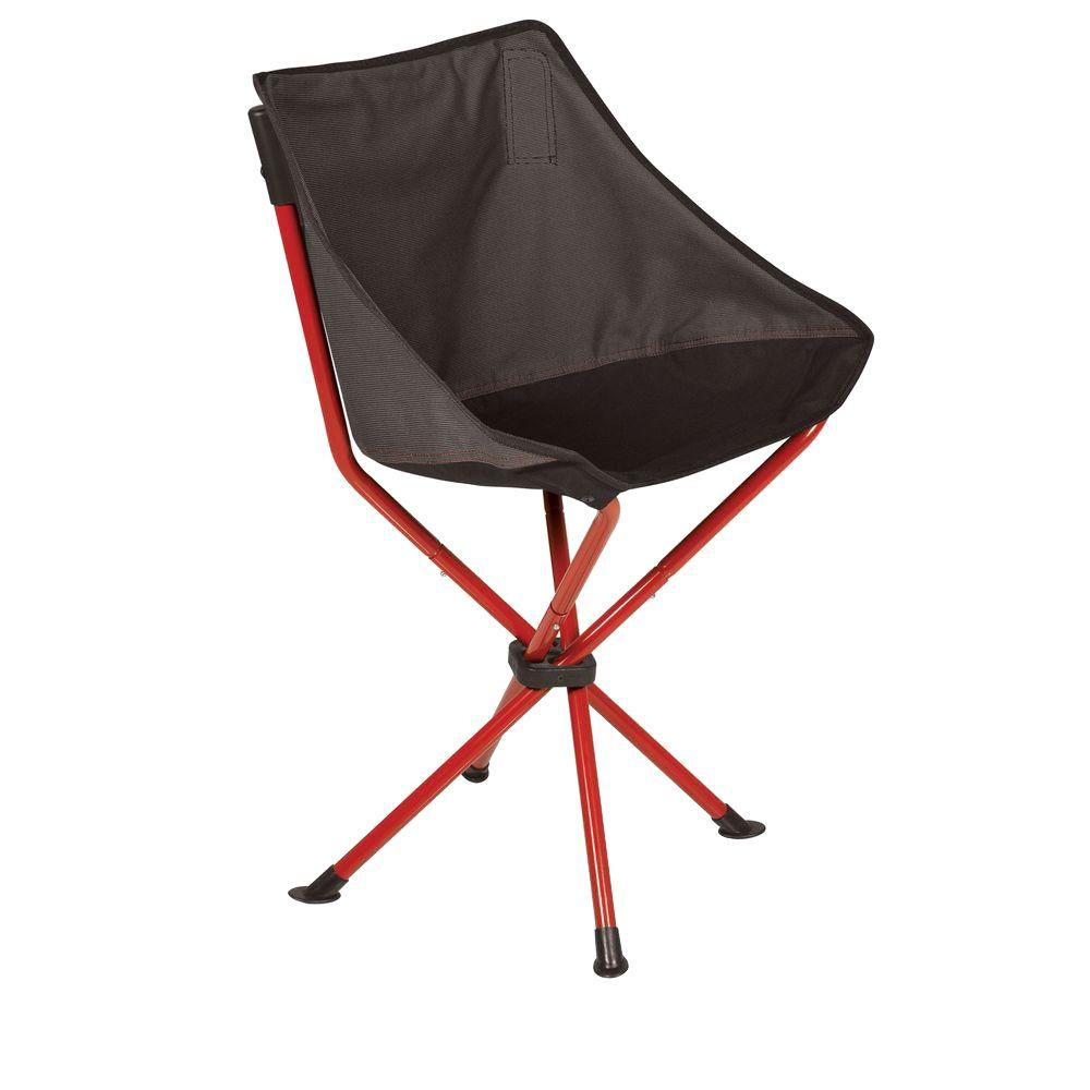 portable folding chairs bouncy chair target picnic time grey and red pt odyssey patio 789