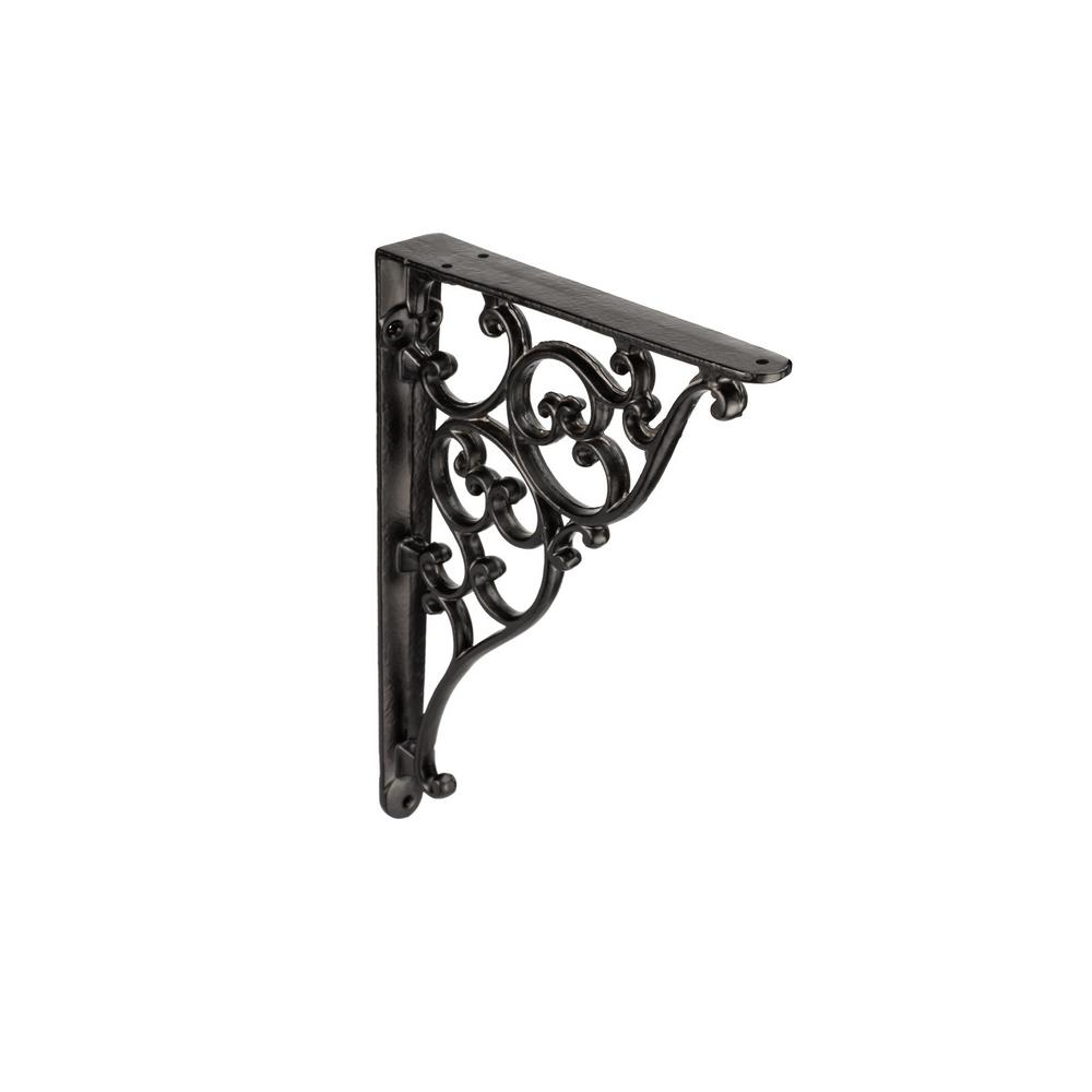 Richelieu Hardware 25 lbs., 8-1/16 in. Forged Iron Matte