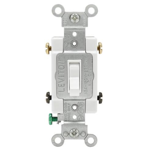 small resolution of leviton 30 amp industrial double pole switch white r62 03032 2ws the home depot