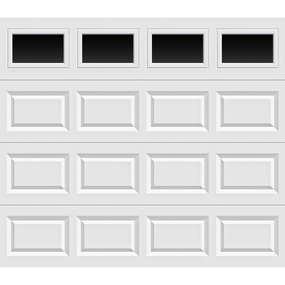 6 Ft Wide Overhead Garage Door