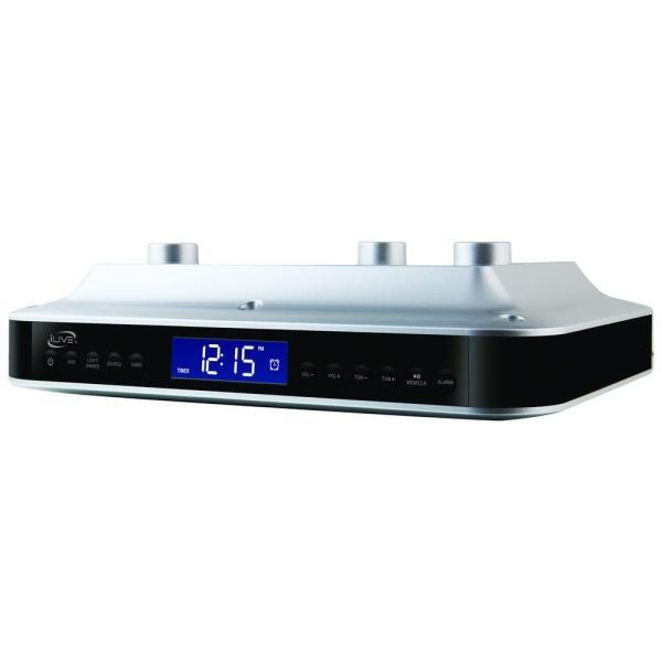 Ilive Bluetooth Under Cabinet Music System-ikb333s