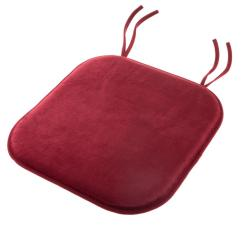 Chair Pad Foam Prouve Standard Replica Lavish Home Red Memory Hw8911035 The Depot