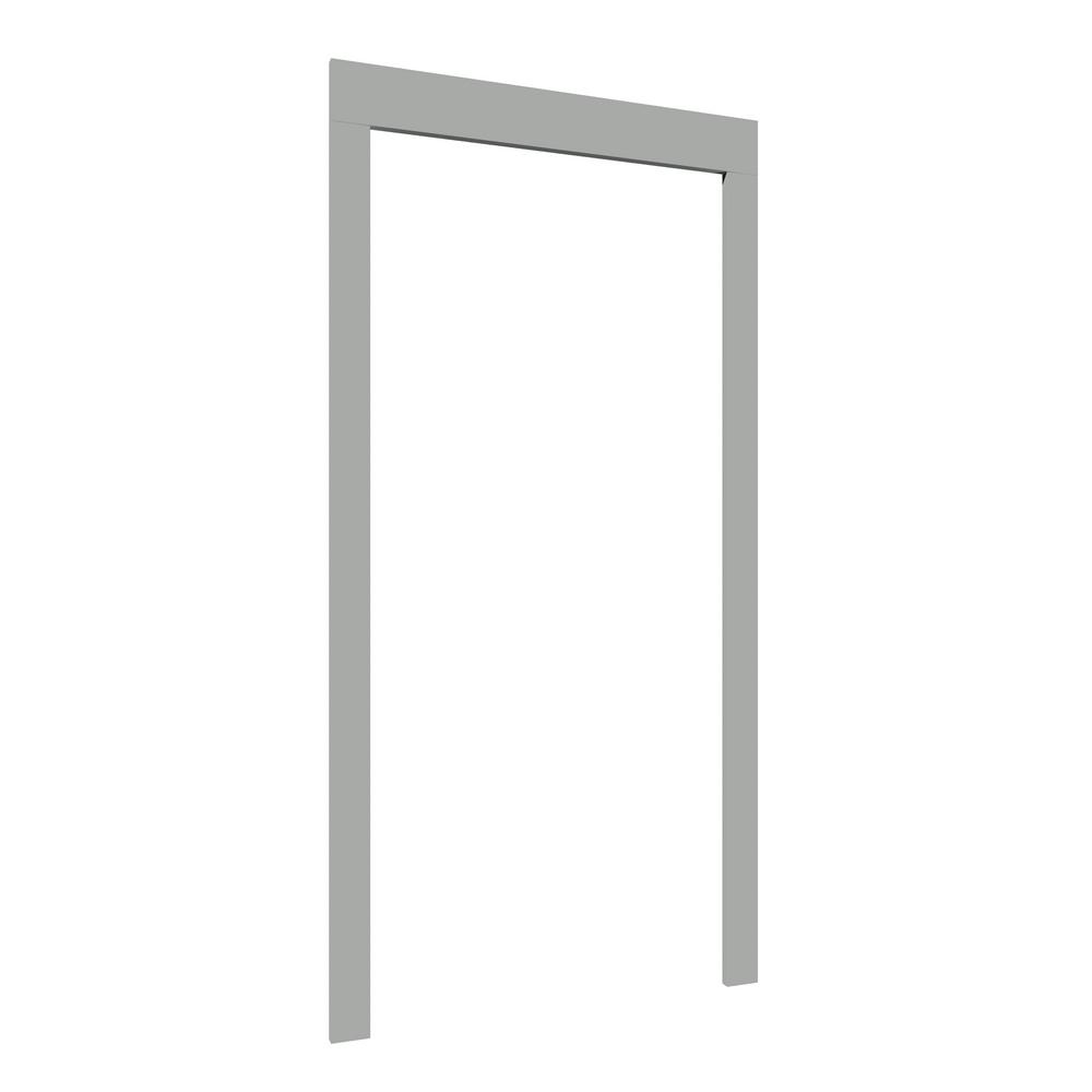 Marlite Supreme Wainscot 8 Linear ft MDF Paintable White