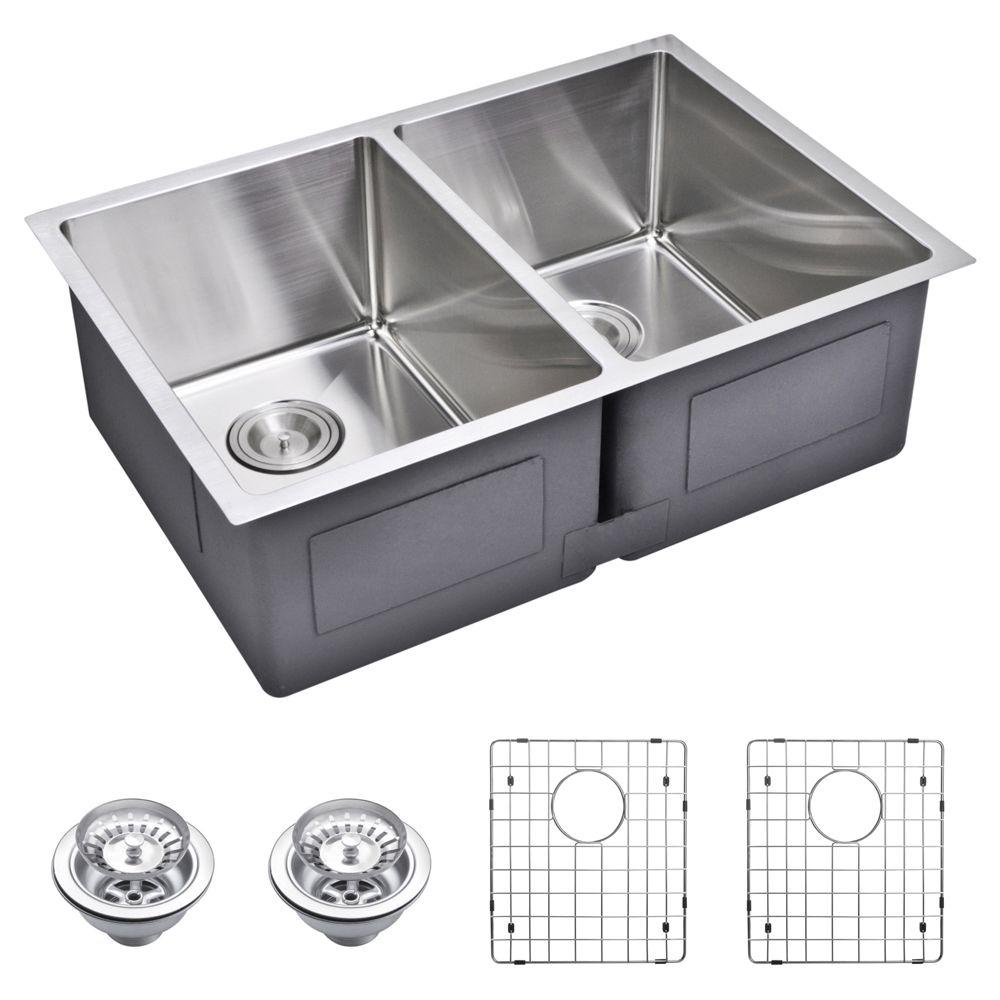 27 kitchen sink cabinet design water creation undermount small in 0 hole double bowl with strainer