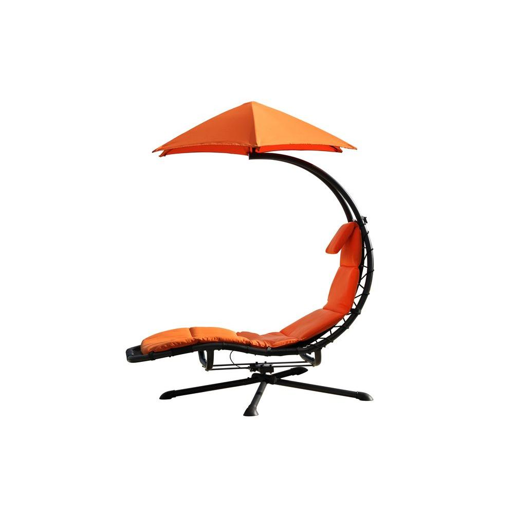 Vivere Original Dream 360 Rotating Single Patio Lounge