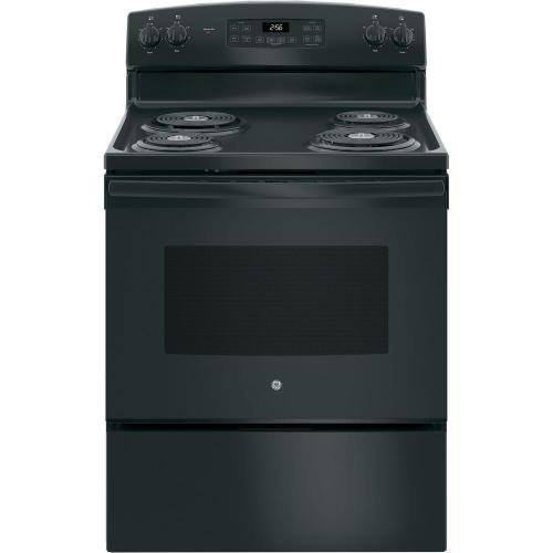small resolution of ge 30 in 5 0 cu ft electric range with self cleaning oven