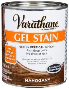 Mahogany wood interior gel stain pack also varathane qt hickory the home depot rh homedepot