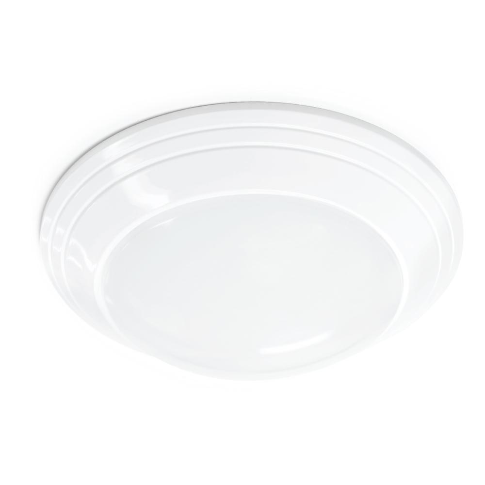 Feit Electric 7 in. Selectable Integrated LED Flush White