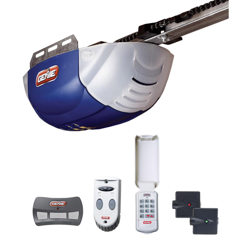 Image Result For How To Install A Chain Drive Garage Door Opener