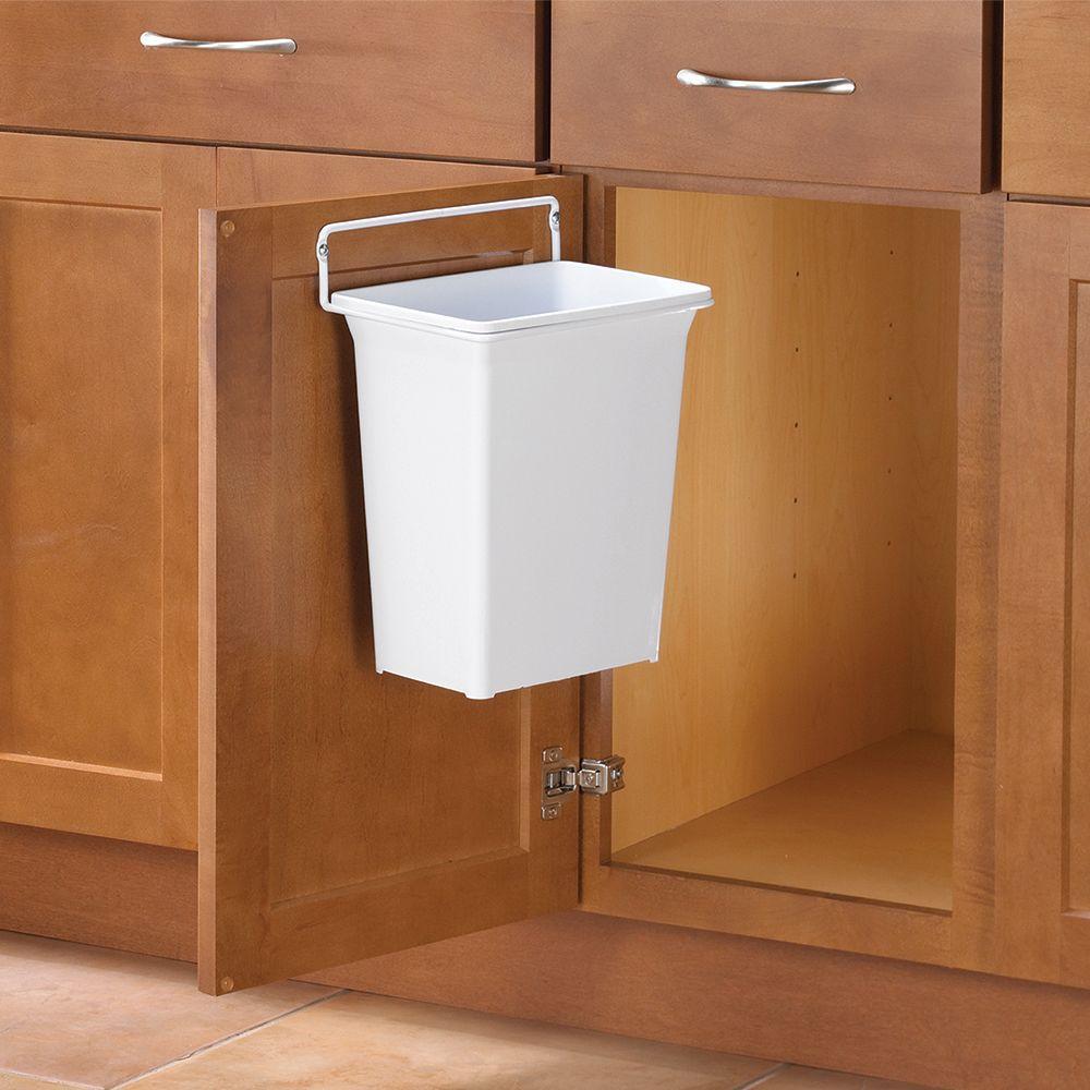 Knape & Vogt 13 In H X 10 In W X 7 In D Plastic In Cabinet Door