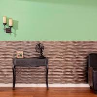 Fasade 96 in. x 48 in. Dunes Horizontal Decorative Wall ...