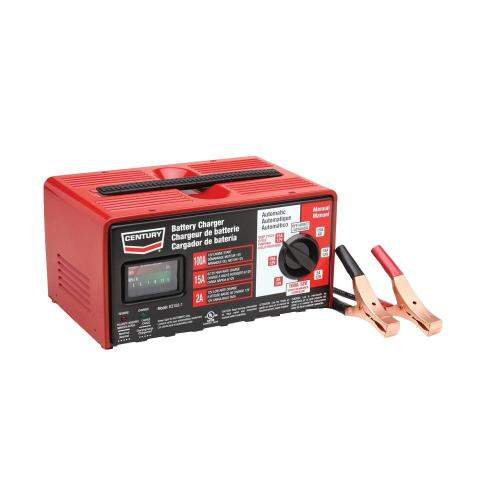 small resolution of century 12 volt 100 amp battery charger