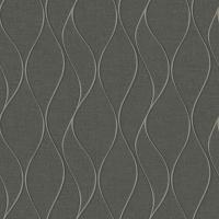 York Wallcoverings Wave Ogee Wallpaper-LW5886 - The Home Depot
