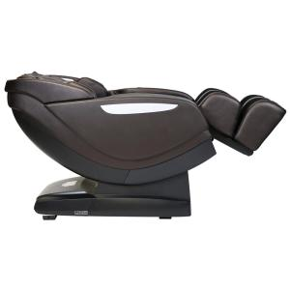 infinity massage chair sleeper sofa altera brown it the home depot 2