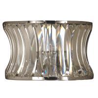 Springdale Lighting Oceanview Crystal 2-Light Polished ...