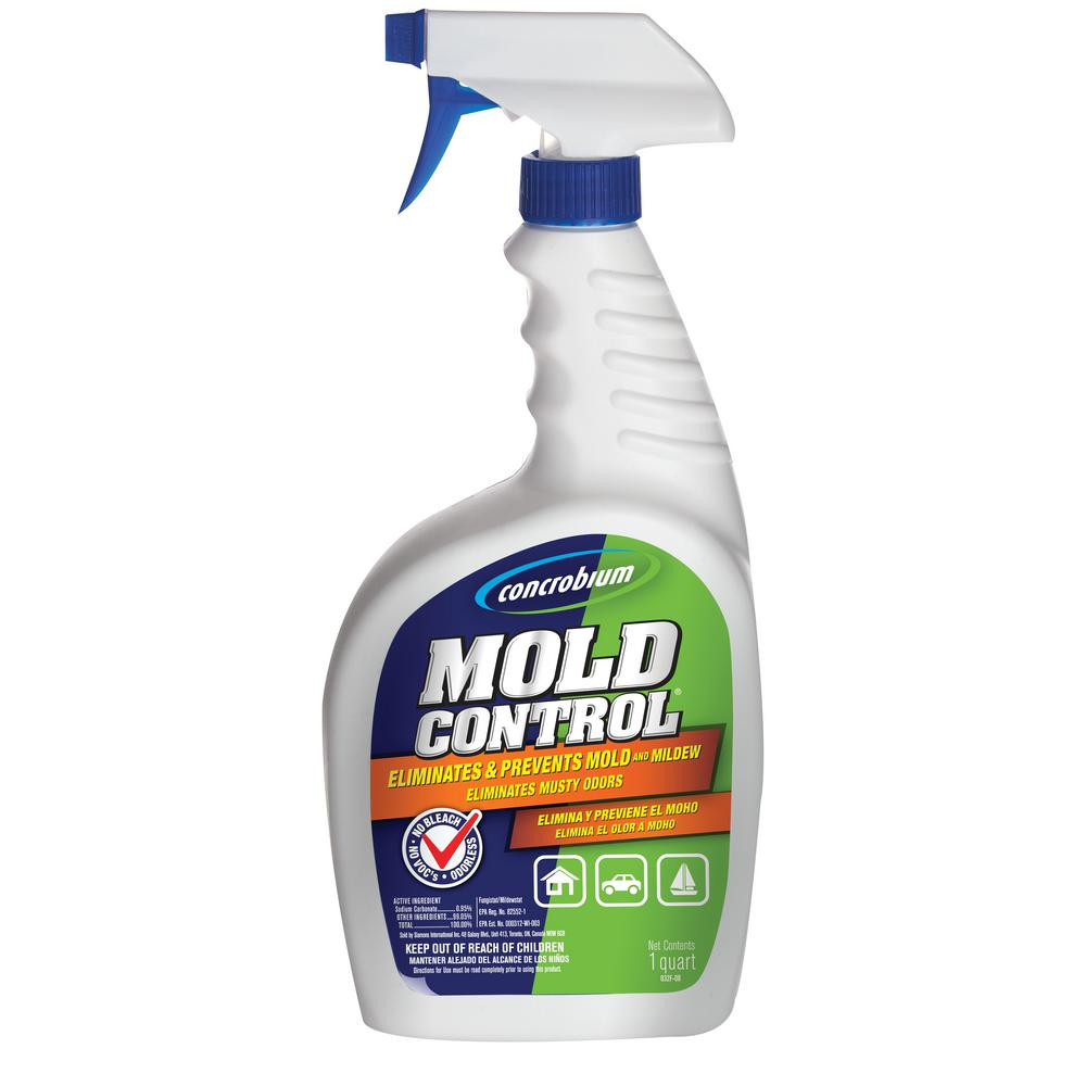 Concrobium 32 Oz Mold Control 025326 The Home Depot
