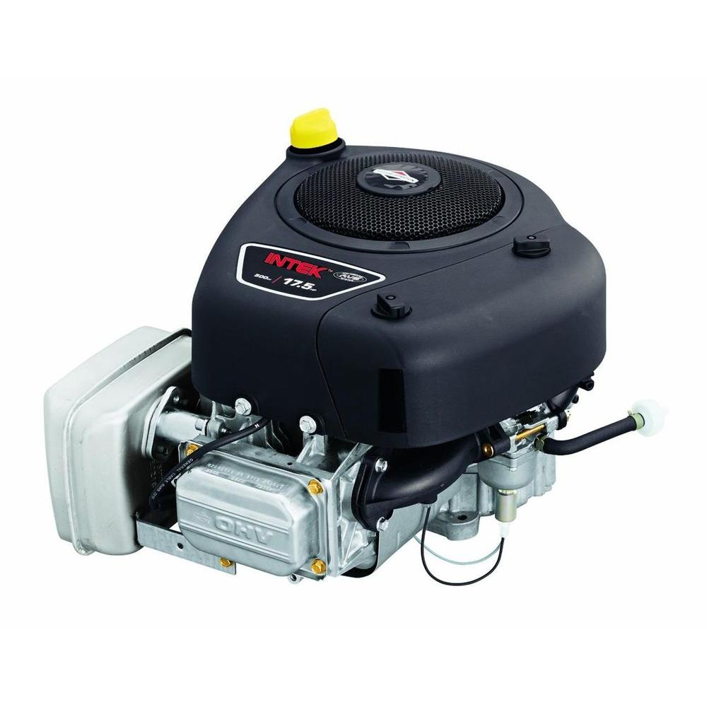 hight resolution of briggs stratton 17 5 hp ohv vertical 9 amp and es gas engine