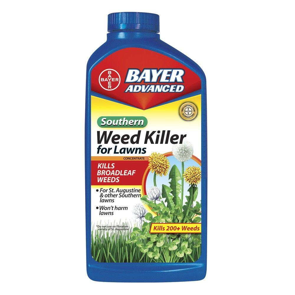 Bayer Advanced 32 oz Concentrate Southern Weed Killer for