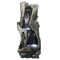 Alpine 41 in. Rainforest Waterfall Fountain-WIN258 - The ...