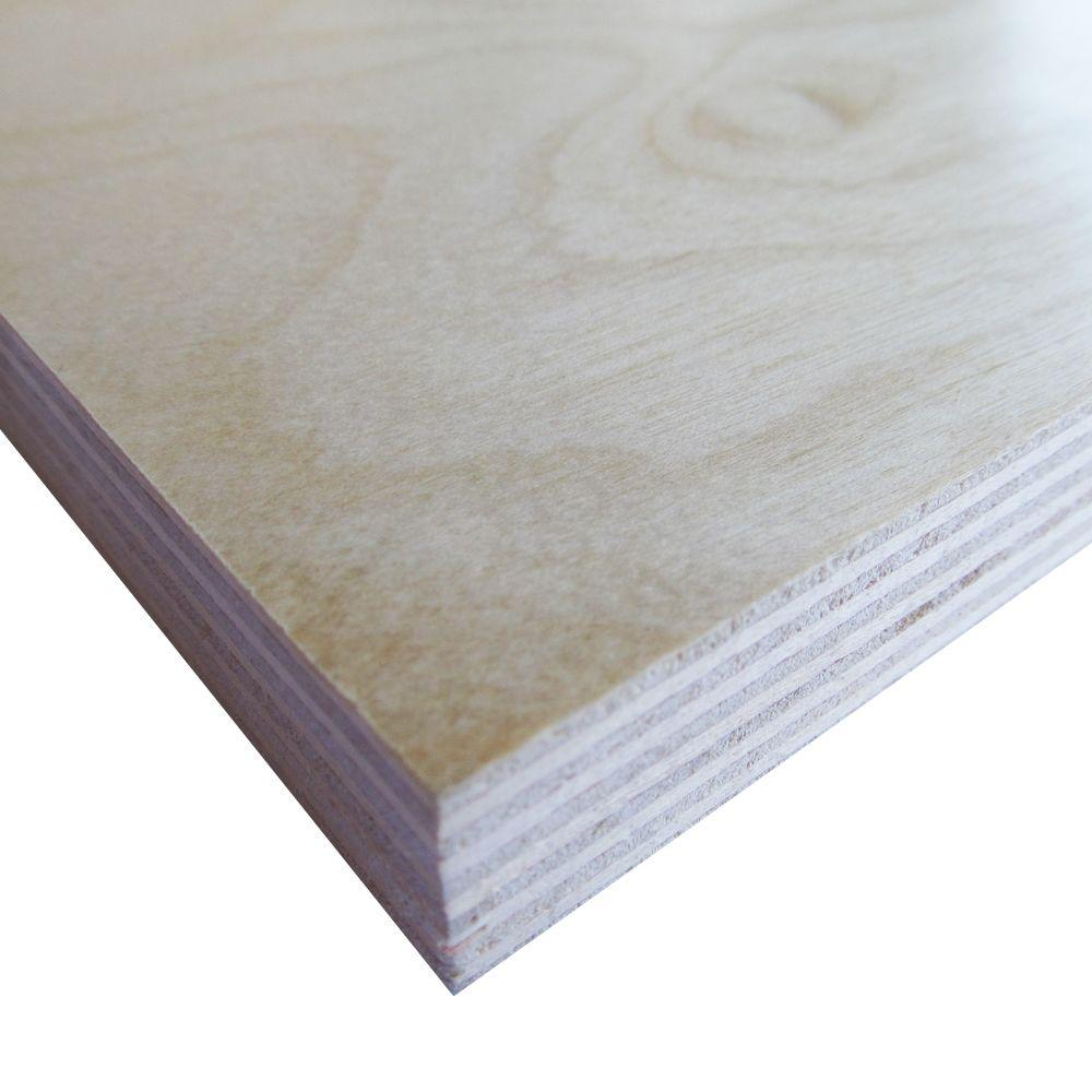 4×8 Birch Plywood Cost