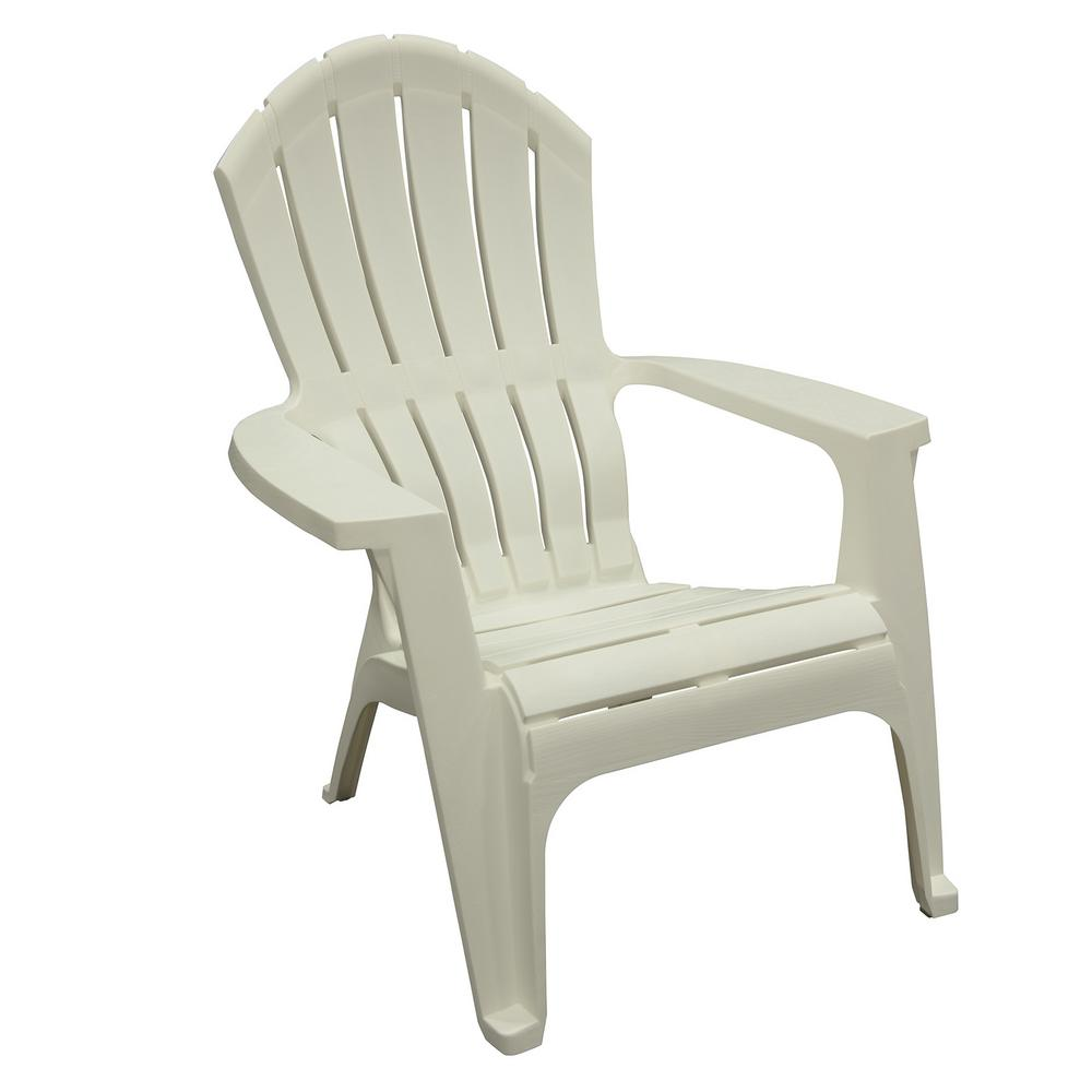 adams manufacturing adirondack chairs adult portable potty chair realcomfort white resin plastic