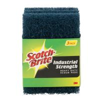 Scotch-Brite Heavy-Duty Industrial Strength Scour Pad ...