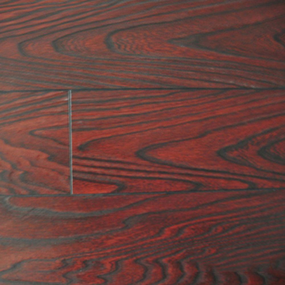 pid floors mahogany color
