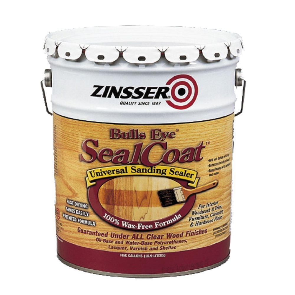 Zinnser Seal Coat