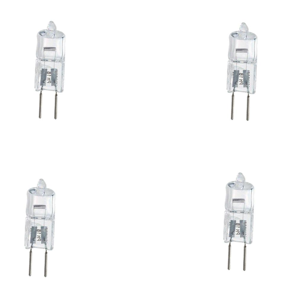Philips 50-Watt T4 Halogen 12-Volt GY6.35 Capsule Dimmable