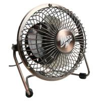 MaxxAir 4 in. USB Desk Fan in Bronze