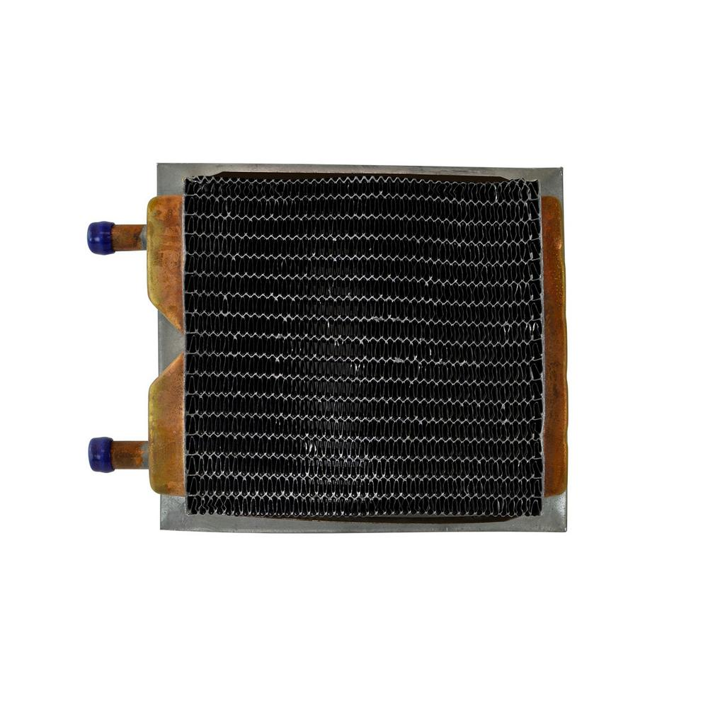 medium resolution of hvac heater core front