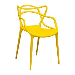 Modern Plastic Chair World Market Clear Office Chairs Mod Made Yellow Loop Dining Side Set Of 2 Mm