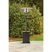 Hampton Bay 48,000 BTU Black Gas Patio Heater-SRPH78 - The ...
