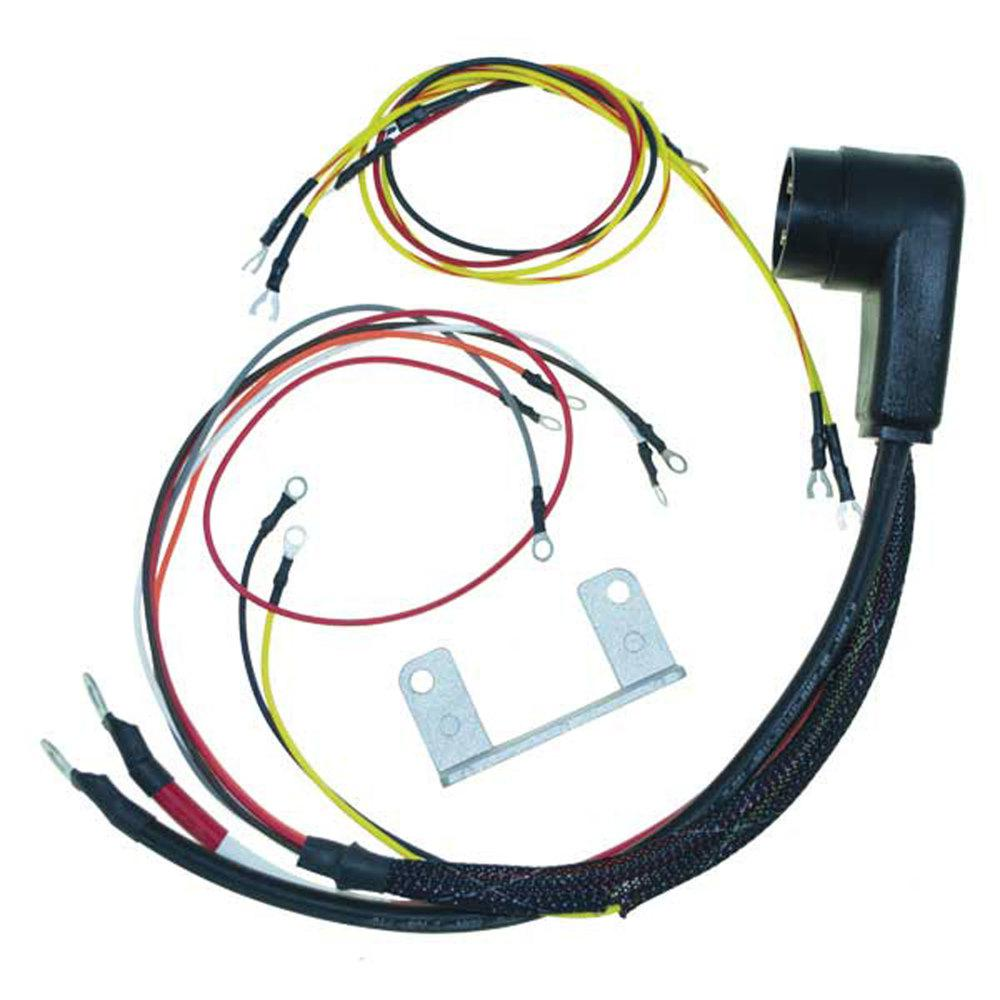 hight resolution of mercury mariner wiring harness 2 4 6 cyl 1966 1981