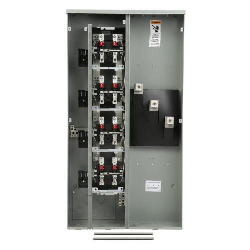 small resolution of siemens uni pak 4 gang 400 amp ringless style multi family metering