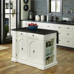 Pictures Of Kitchen Islands Design Budget Home Styles Fiesta Weathered White Island With Storage 5076