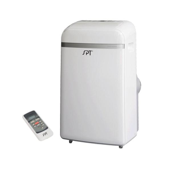 Spt 14 000 Btu Portable Air Conditioner-wa-1420e - Home Depot