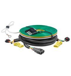 custom towed vehicle rv wiring harness [ 1000 x 1000 Pixel ]