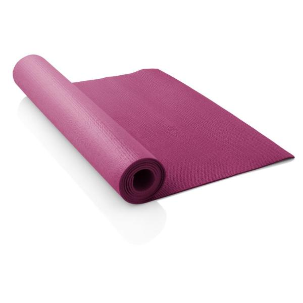 Lotus Printed 3mm Yoga Mat-ly3pm116 - Home Depot