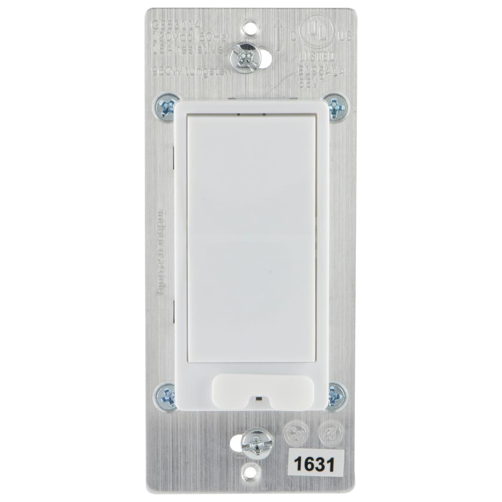 hight resolution of defiant 15 amp 7 day indoor in wall corded app timer switch white