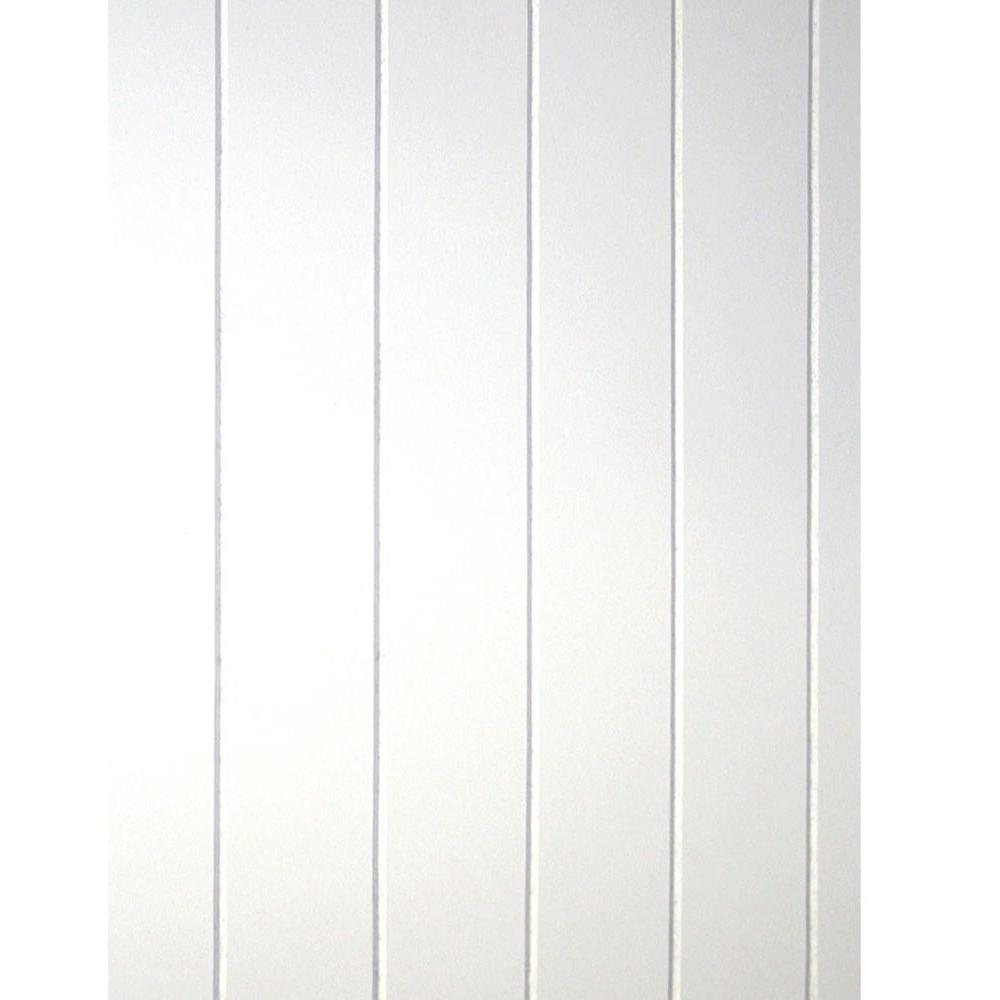 medium resolution of 32 sq ft beadboard white v groove panel