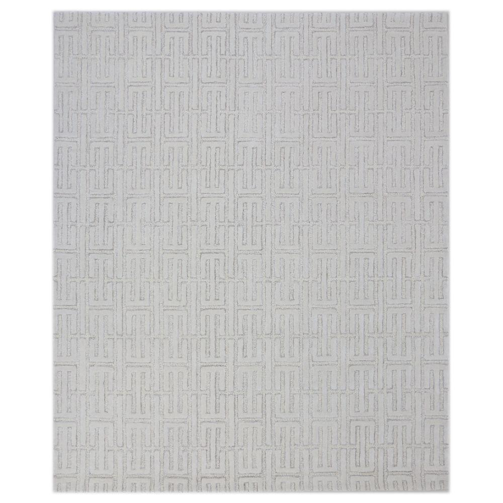 Rugsmith Baxter Off-white 8' x 10' Hand Tufted Area Rug
