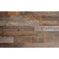 Reclaimed Barn Wood Brown Sealed 3/8 in. Thick x 5.5 in ...