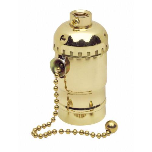 small resolution of leviton pull chain socket lamp holder 3